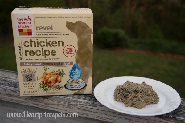 The Honest Kitchen's Newest Recipe: Revel-Review and Giveaway