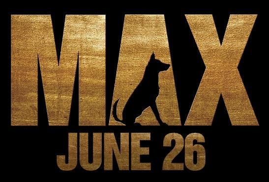 Max the Movie. June 26, 2015