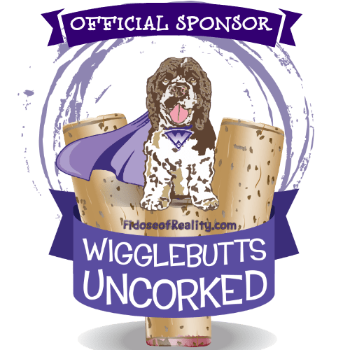 We're Proud to be  an Official Sponsor of Wigglebutts Uncorked!