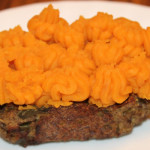 Turkey Dinner Meatloaf For Dogs