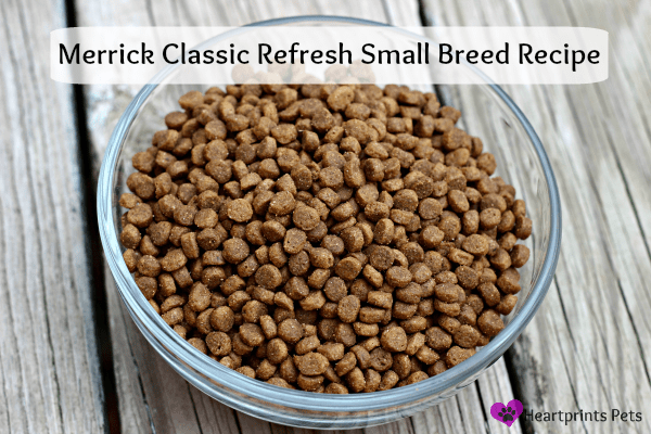 Merrick Classic Refresh Small Breed Recipe