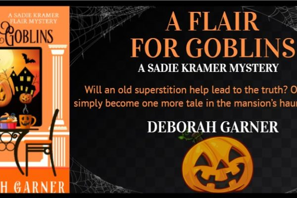 Book Review: A Flair for Goblins-A Sadie Kramer Mystery